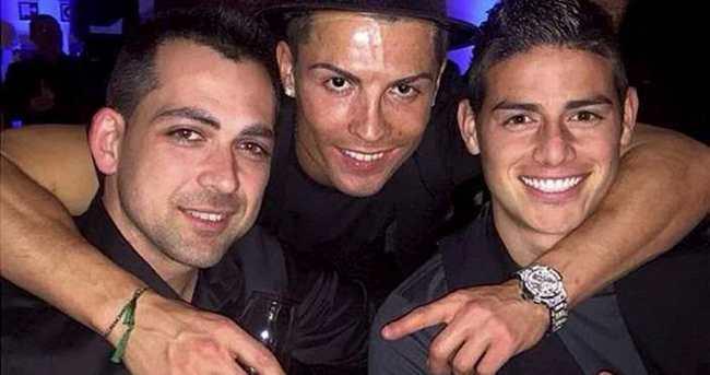 Ronaldo, hezimet sonrası kutlama yapınca...