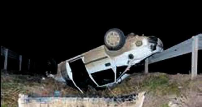 İş dönüşü trafik kazası: 3 yaralı