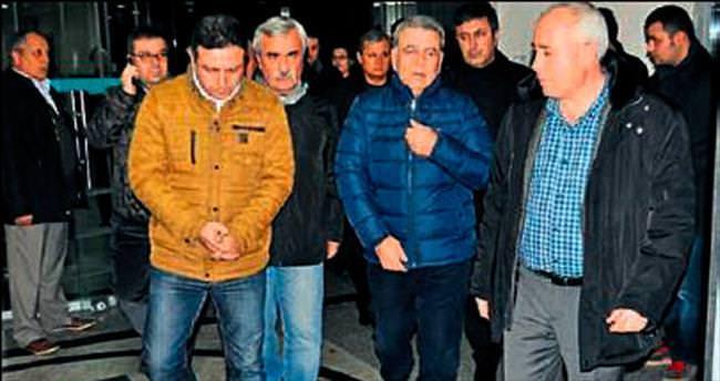 Kocaoğlu'nun kardeşi Tokat'ta toprağa verildi