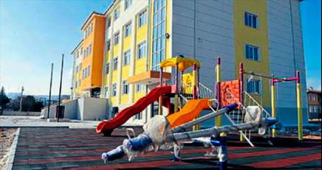 Kepez'de üç okul daha hizmete açıldı