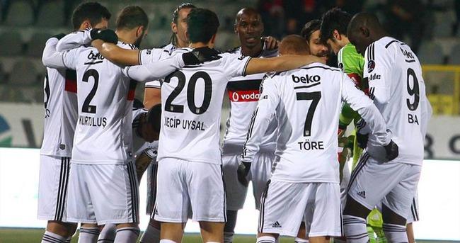 Beşiktaş, Avrupa'da da lider