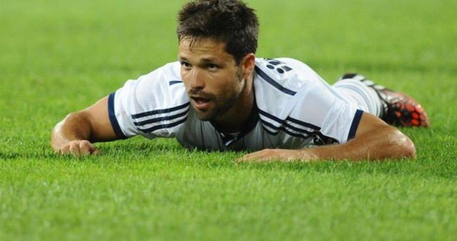 Diego isyan etti