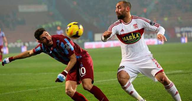 Trabzonspor-Sivasspor maçı saat kaçta hangi kanalda?
