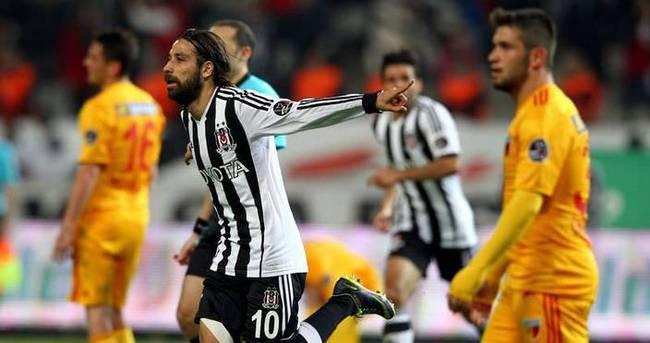 Beşiktaş'ı elemek istiyoruz