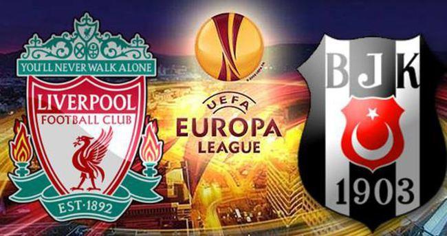 Liverpool-Beşiktaş maçı ne zaman hangi kanalda saat kaçta?