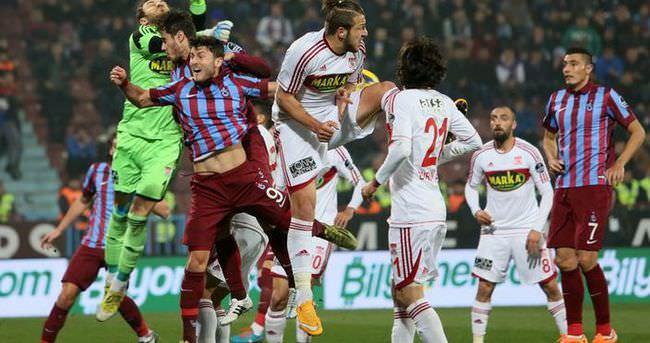 Trabzonspor-Sivasspor A Haber canlı izle