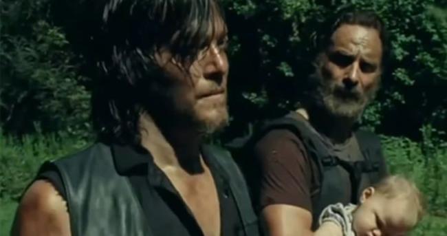 The Walking Dead 5. sezon 9. bölümü ABD'de yayınlandı