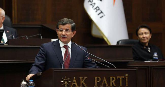 Başbakan Davutoğlu: Artık herşeyin paraleli var