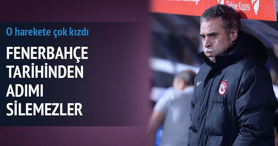 Ersun Yanal: Adımı Fenerbahçe tarihinden silemeyecekler