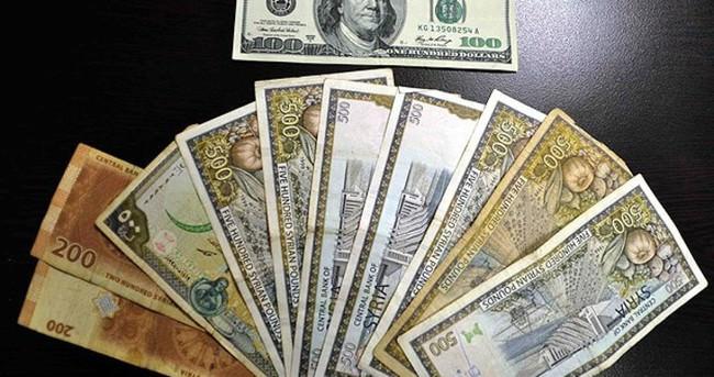 Suriye parasının değeri iyice düştü