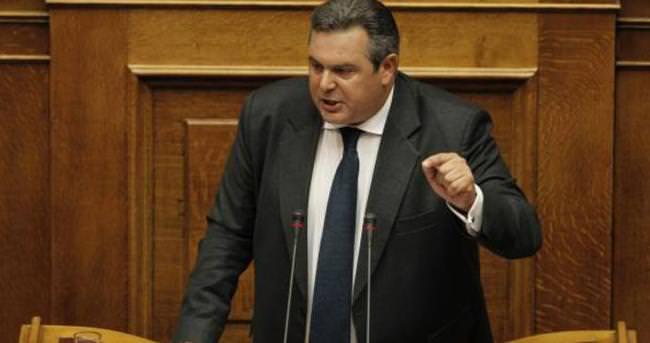 Yunanistan'dan Almanya'ya sert uyarı