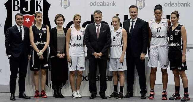 Beşiktaş, Odeabank ile anlaştı