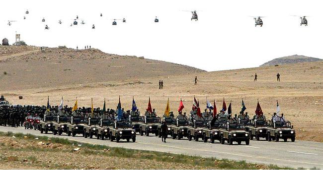 Ürdün sınıra bin asker yığıyor