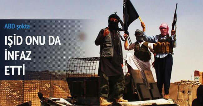 IŞİD onu da öldürdü!