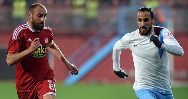İlk çeyrek finalist Sivasspor