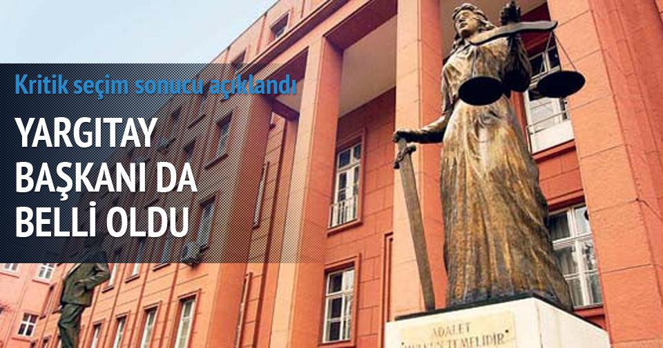 İsmail Rüştü Cirit Yargıtay Başkanı oldu