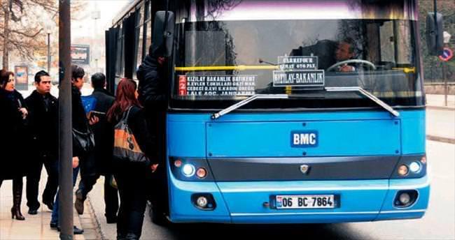 CHP dört otobüs için Meclis'i karıştırdı