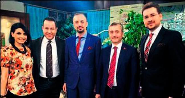Başkan Tahmazoğlu TRT Avaz'a konuk oldu