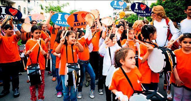 Portakal Çiçeği için herkes Nisan'da Adana'da olacak
