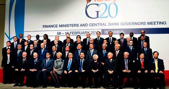 G20 durgunlukla mücadele edecek