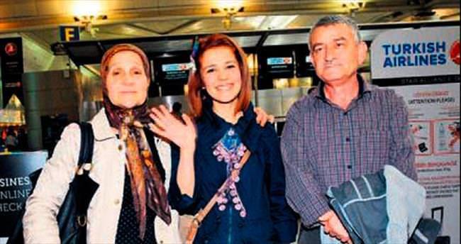 Refiye'nin gülen yüzü Türkiye'nin gururu