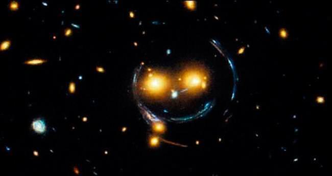 Uzay bize gülümsüyor!