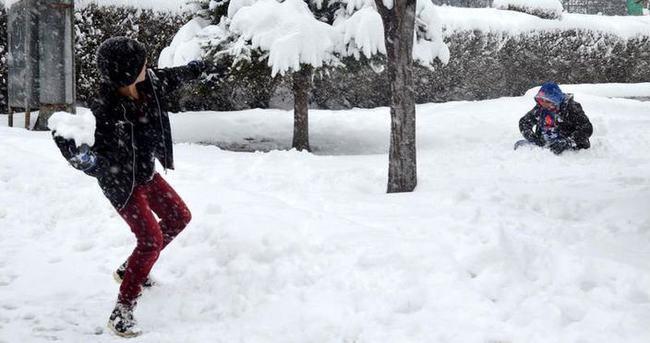 Okullar tatil mi? İşte kar tatili olan il ve ilçeler