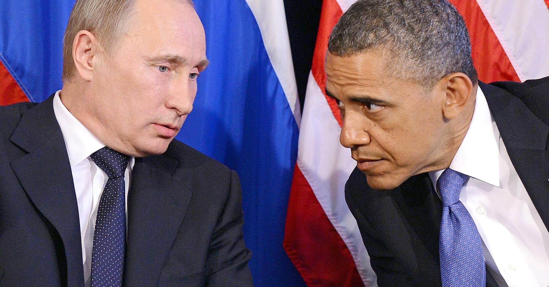 Obama'dan Putin'e Ukrayna telefonu