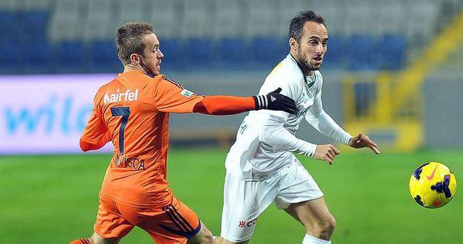 Bursaspor  - İstanbul Başakşehir maçı A Haber canlı izle