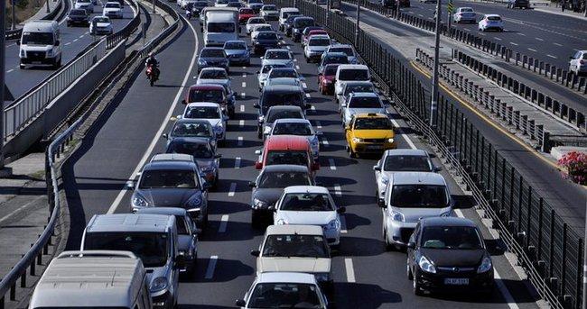 25 bin araç trafikten çekiliyor