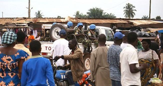 Orta Afrika Spor Bakanı serbest!