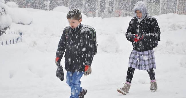 12 Şubat Bugün okullar tatil mi? Okul var mı? İşte son dakika kar tatili gelişmeleri