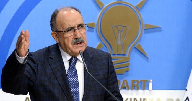 AK Parti'den uyarı: Boşuna istifa etmiş olurlar