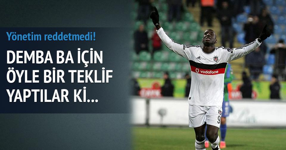 Demba Ba için 22 milyon euro
