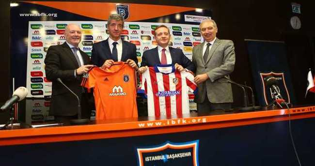 Başakşehir ile Atletico Madrid iş birliği yapacak