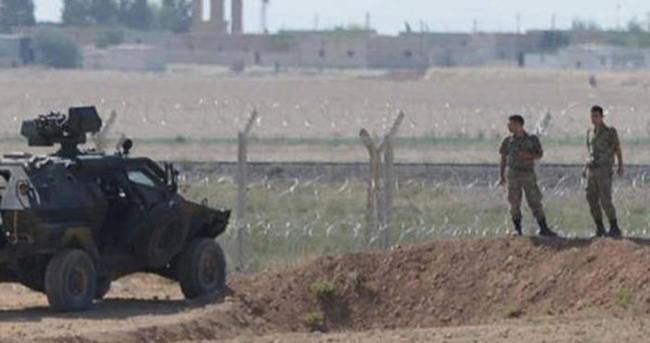 TSK'dan sınırda DEAŞ operasyonu