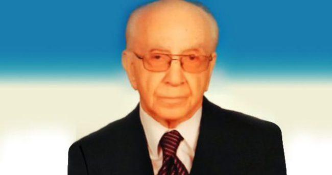 Prof. Dr. Vecdi Aral hayatını kaybetti