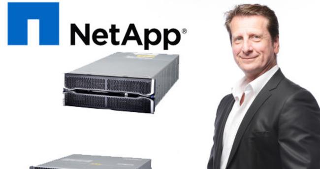 NetApp, yeni çözümleriyle 2015'te iddialı