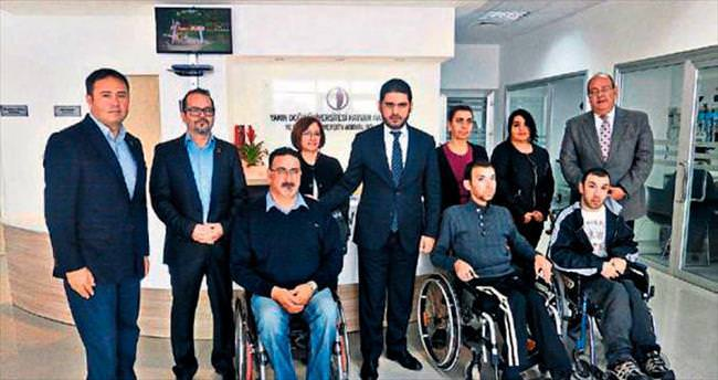Ortopedik engelliler seçme hakkı istiyor