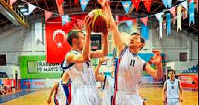 Academy'den basketbol şöleni