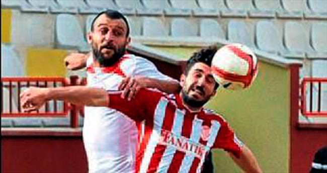 K.Maraşspor Nazilli'ye hazırlanıyor