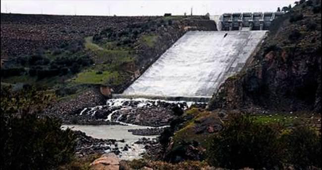 Güzelhisar'da baraj doldu, kapaklar açıldı