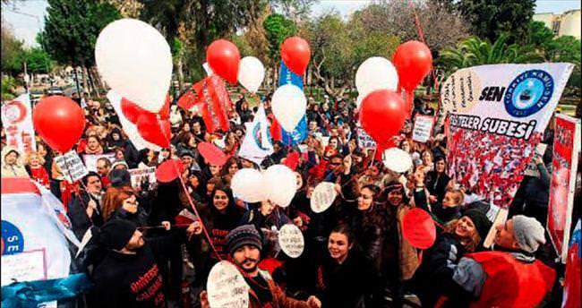 EÜ Tıp yönetimine, çalışanlardan tepki