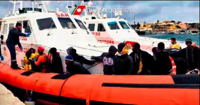 Akdeniz göçmen mezarlığı: 300 ölü