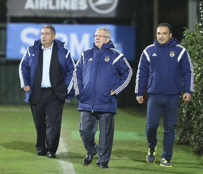 Aziz Yıldırım, Gaziantep'e gidiyor