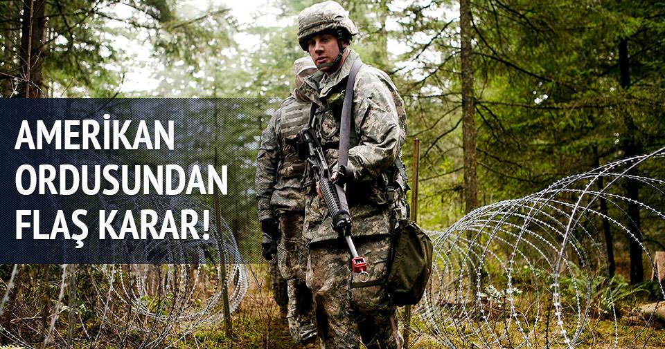 ABD ordusu Ukraynalı askerleri eğitecek