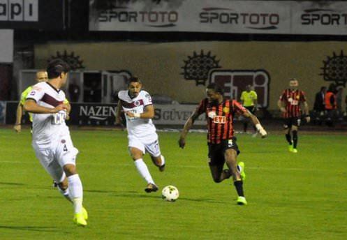 Gençlerbirliği - Eskişehirspor maçı A Spor canlı izle