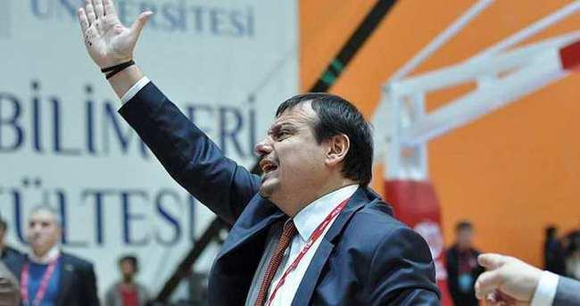 Ergin Ataman gönderiliyor!