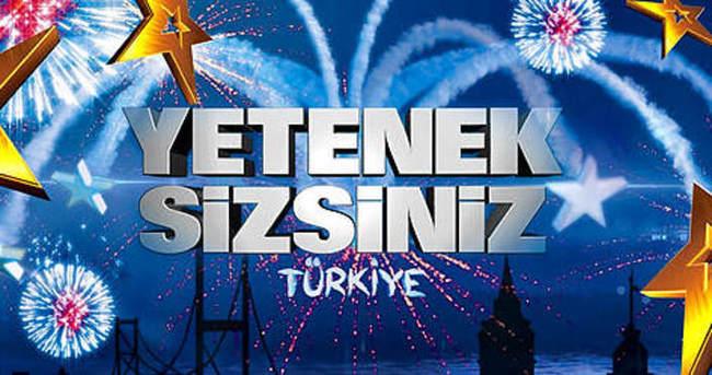 Yetenek Sizsiniz Türkiye'de heyecanlı dakikalar