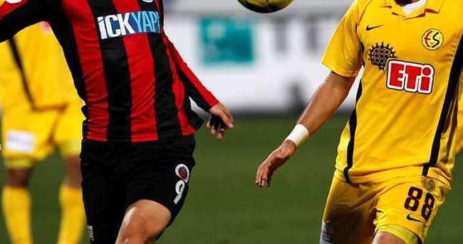 Gençlerbirliği - Eskişehirspor maçı saat kaçta hangi kanalda?